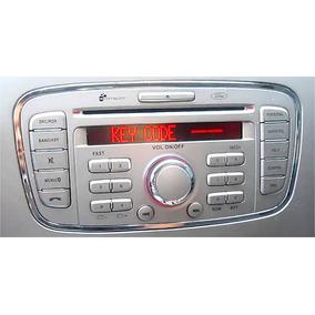 Codigo Code Radio Cd Visteon Ford Focus Desbloqueio Senha