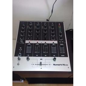 Numark M6 Usb Mixer Para Dj Profesional De 4 Canales, Wsl