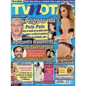Tv Notas - María José Magán - Polo Polo - Eugenio Derbez