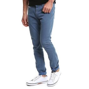 Jeans V76 Skinny Azul - Vans - 917867 - Azul