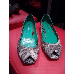 Zapatos De Mujer Sivyl Vane Reptil