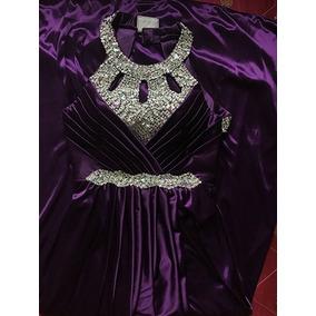 Vestido Longo Madrinha Formatura Festa Pedraria Importado 75