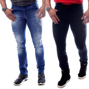 4c4d0c9e8b1cd Calça Jeans Masculina Calvin Klein Skinny Tamanho 38 - Calças no ...