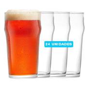 Vaso Vidrio Cerveza Pinta Stout 473 Ml Nadir Cod 7051 X 24