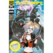 Batman/fortnite Ponto Zero Volume 6 Lançamento 2021 Lacrado