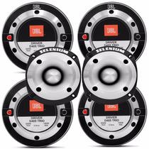 Kit 4 Drive D405 Selenium+2 Twiteers St400 Cromado Selenium