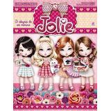 Jolie, Album De Figurinhas Completo C/figurinhas P/ Colar