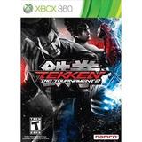 Tekken Tag Tournament 2 X360 W30