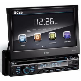 Stereo Boss Indash Sd Usb Bt Frente Desmontable Lcd 7 Tactil