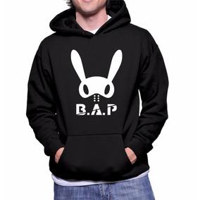 Moletom Masculino Banda Bap Casaco Blusa De Frio Grupo Kpop