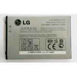 Bateria Celular Lg Lgip-400n Gw620 Gt540 Gw820 Gw825 Gw880