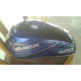 Tanque De Gasolina Moto Ahojin Md Azul Años 2011