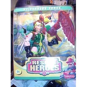 Figuras De Acción Rescue Heroes Fisher Pricer