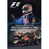 dvd Resumen Oficial 2013 Campeonato Mundial Formula Uno Fia