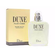 Perfume Dune Pour Homme Dior For Man 100ml Edt - Original