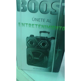 Corneta Amplificada Boost Bo-sp17bf15