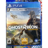Ghost Recons - Ps4