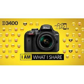 Nikon D3400 Kit 18-55