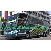 Paradiso Ld 1600 G7 Ano 2014 Volvo 420 38 Leito Jm Cod.218