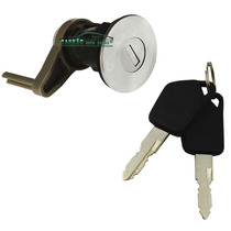 Cilindro Miolo Porta Dianteira Direita Chave Peugeot 206 207