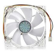Cooler Led Casefan Branco Quiet Fan - Akasa