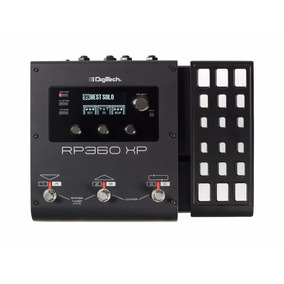 Digitech Rp360xp Procesador Efectos Guitarra Envio Gratis