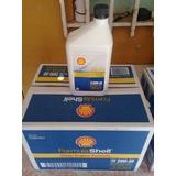 Aceite Para Motor 20w50 Shell Y Chevron