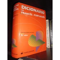 (importado) Dicionário De Francês-português - Porto Editora