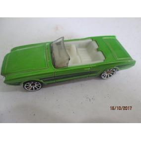 Carrinho Miniatura Ford Mustang Ii Concept 009 Conversivel,