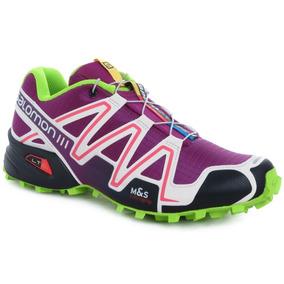 Zapatilla Salomon Mujer Speedcross 3 Promocion