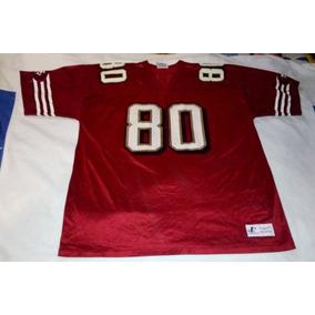 bb89875640 Jersey Jerry Rice 49`s San Francisco Logo Athletic Xxl