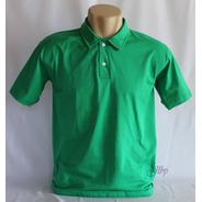 Camisa Polo Lisa Malha 100% Algodão Fio 30.1 A Preço Custo