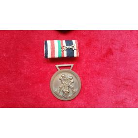 Medalha Afrika Corps Ww2 Alemão.