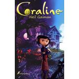 Coraline - Neil Gaiman - Nuevo - Original