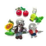 Plantas Vs Zombies Peluche Original Video Juego Zombis