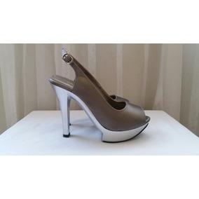 Sandalias Para Dama Casuales Vestir Originales Cerere No. 35
