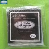 Encordado Para Guitarra Criolla Rufino Mugica