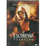O Escorpião Vermelho 2 Dvd Lacrado Original Matt Mccolm