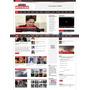 Script Site De Jornal Portal Noticias De Cidade Blog Revista