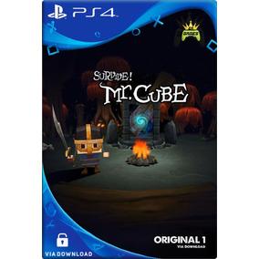 Survive Mr.cube Ps4 Psn Digital Code 1 Envio Imediato!!