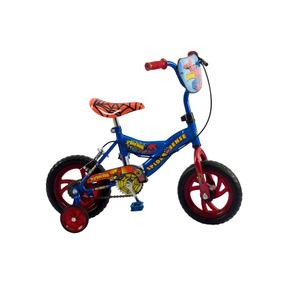 Bicicleta Spiderman Rodado 12 Original