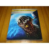 Steelbook Bluray+dvd Avengers / Infinity War (nuevo Sellado)