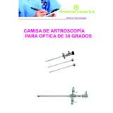 Artroscopía Camisa De Doble Flujo