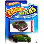 Hot Wheels Color Shifters Dodge Van 77 Custom Cambia Color