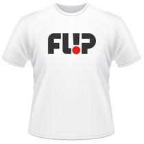 Camiseta Camisa Personalizada Skate Flip Promoção Aproveite