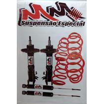 Kit Suspensao Fixa Do Golf Sapao 2000 A 2013