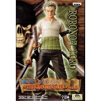 Figura Banpresto Roronoa Zoro The Grand Line Men Vol. 9