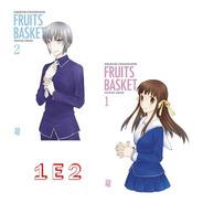 Fruits Basket Edição Definitiva 1 E 2! Mangá Jbc! Lacrado