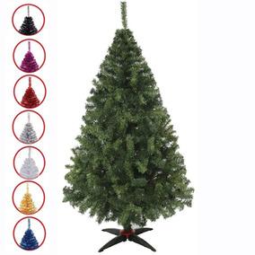 Arbol De Navidad Naviplastic Monarca De Lujo 160 Cms Verde