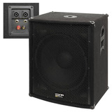 Bafle Sublow Skp Sk118 Dj Caja De Graves 18 500w 250 Rms New